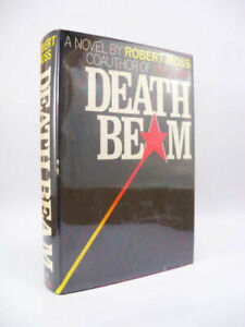 Death Beam by Robert Moss (1981, Hardcover) 1st Edition