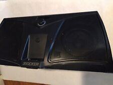 Kicker iK501 Digital Stereo Speaker System for iPhone & iPod (Dock Station)