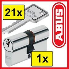 ABUS C90 Profilzylinder  — 20 + 1 = 21 Schlüssel