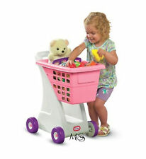 Little Tikes Shopping Cart Pink Shopping Trolley * Brand New