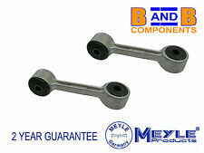 BMW E46 REAR STABILIZER LINK RODS ARM MEYLE x 2 33551094619 A680