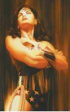 "WONDER WOMAN #750 ALEX ROSS COVER B VIRGIN ""SHADOWS"" VARIANT NM (IN-HAND)"