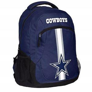NFL Dallas Cowboys Logo Action Backpack