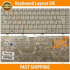 New Asus F6 F9 F6A F6E F6H F6S F6V F6Ve F9D F9Dc F9E Laptop keyboard UK Layout
