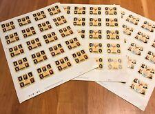 Tonga 1978 USA Declaration Independence Air Mail Overprint Complete Set MNH