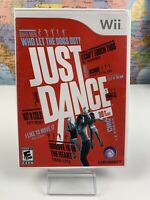 SHIPS SAME DAY Just Dance Nintendo Wii Game Case And Disc Only Tested