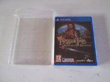 The Bard's Tale Remastered (Sony PS Vita). Brand New & Factory Sealed + Bonus.
