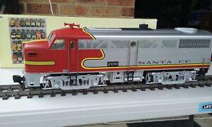 Aristo-Craft G Scale Santa Fe Alco FA-1 Diesel Locomotive Stored in Original Box