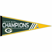 Green Bay Packers Super Bowl 45 Champions Pennant