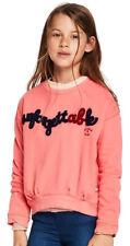 -40% Scotch R`Belle Boxy Crew Sweatshirt in coral~Gr.140/10Y~NP 59,95 €~WI 18/19