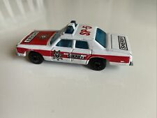 Vintage 1979 MATCHBOX SUPERFAST Plymouth Gran Fury  SP-5 Sheriff Macao