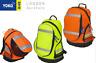 Yoko Hi Vis Viz Rucksack, High Visibility Backpack, Hi Viz Cycling Bag (YK8001)