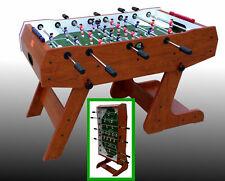 Tischfußball faltbar OLD TRAFFORD - Teleskopstangen