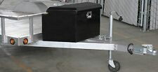NEW Trailer Tongue Box 2-3/4 Cu. Ft. Storage Tools Steel Truck Towing Boat Motor