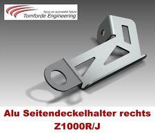 Placa de Agarre para Cubierta Lateral Soporte Lado Tapa Kawasaki KZ1000 Z1000R /