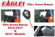 ISUZU DMAX AUTO FOLDING MIRROR KIT - ISUZU DMAX ACCESSORIES