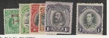 Niue, Postage Stamp, #14, 53-55, 66, 83 Mint Hinged