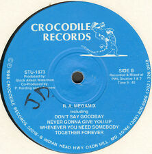 RICK ASTLEY - Together Forever / Megamix - 1988 Crocodile Usa - STU-1873