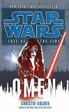 Golden, Christie, Star Wars: Fate of the Jedi - Omen, Very Good Book