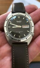 1968 SEIKO 6106-8100 DIVER SERVICED With Seiko 6105 Parts