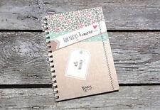 For Notes & More - Mein Notizbuch A6 einfach Schön