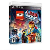 The LEGO Movie Videogame (Sony PlayStation 3, 2014) BRAND NEW SEALED