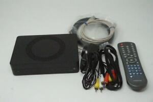 Tornado M80 HD IPTV Set Top Box Very Good Used Working Condition  A-134-F