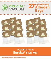 27 Replacements Eureka Style MM Mighty Mite Bags Part # 60295, 60296 & 60297