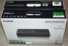 CANON PIXMA iP110 portable printer