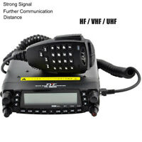 TYT TH-9800 HF/VHF/UHF Walkie Talkie 800CH Microfono Digitale Con Display LCD