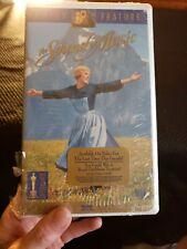 The Sound of Music (VHS, 1996, THX Digital Surround Sound Audio) Original Pkg