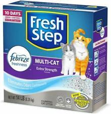 Fresh Step Lightweight Cat Litter