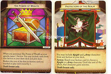A Game of Thrones 2.0 LCG - 1x #S001/S002 The Power of Wealth/Protectors of the