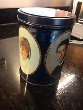 Prince Charles And Lady Diana Commemorative Tin.