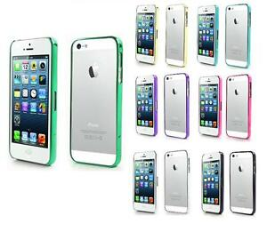 BUMPER PER IPHONE 5-5S ULTRA SOTTILE E LEGGERO FRAME CASE ULTRA THIN