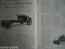 AUTO_MOTORI_CAMION_FURGONE_AUTOBUS_FORD AA_FORD MOTOR COMPANY_TRIESTE_PUBBLICITA