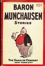 Baron Munchausen Stories Sharlee Company 64 pages