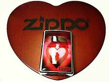 Zippo ® Heart with un-Collectors Edition Neuf/New Ovp