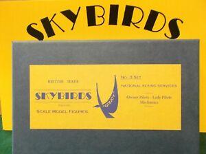 Skybirds Models. Set No3  National Flying Services.