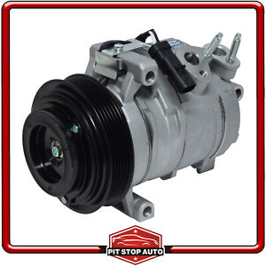 New A/C Compressor for Grand Cherokee Durango 1500 Challenger Charger 300 1500 C