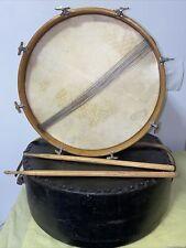 Wilson Vintage Birdseye Maple Vintage Snear Drum