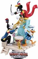 DISNEY D-STAGE MICKEY MOUSE THE BAND CONCERT FIGURE