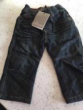 JEAN BOURGET Designer Doux Jeans Âge 12 Mois