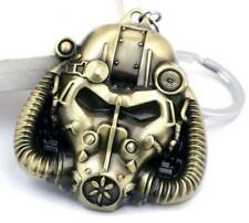 PC XBOX PS4 Game Fallout 4 Pip Boy Bronze Keychain Keyring Pendant Pip-Boy