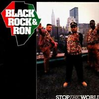 Black Rob and Ron - Stop The World [CD]
