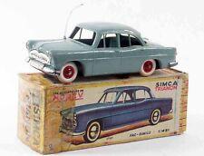 1/43 ème  NOREV originale SIMCA TRIANON gris bleu / jouet ancien
