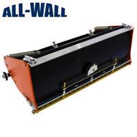 "Drywall Master 12"" High-Capacity Flat Box for Sheetrock Taping and Finishing"