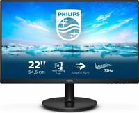 """PHILIPS MONITOR LED GAMING 21,5"""" FULL HD 75 HZ 4 MS VA HDMI/DVI/VGA 221V8LD"""