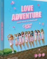 CHERRY BULLET: LOVE ADVENTURE* 2nd Album* CD+Full Package+Poster (FNC) K-POP