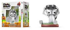 NEW CHIBI- ROBO ZIP LASH 3DS WITH AMIIBO FACTORY SEALED